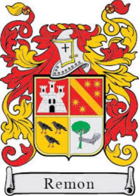 Remon family crest