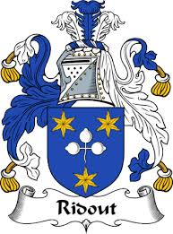 Ridout family crest