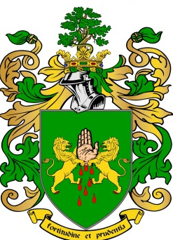Rielly family crest