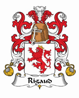Rigaud family crest