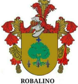Robalino family crest