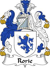 Rorie family crest