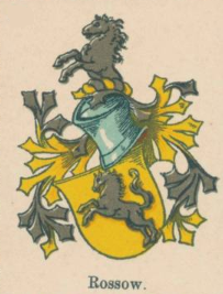 Rossow family crest