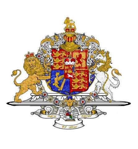 Royal Arms 1801