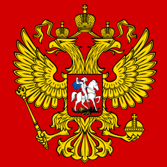 Russia national crest