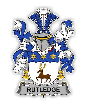 Rutledge family crest
