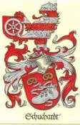 Schuchardt family crest
