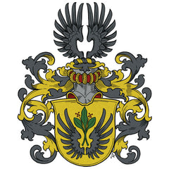 Sauer family crest