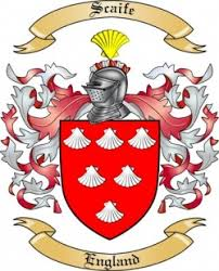 Scaife family crest