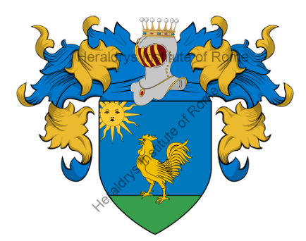 Scalise family crest
