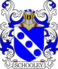 Schooley family crest