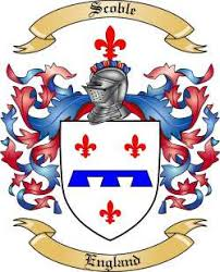 Scoble family crest