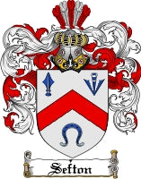 Sefton Family Crest