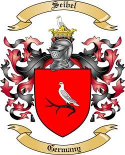 Seibel family crest