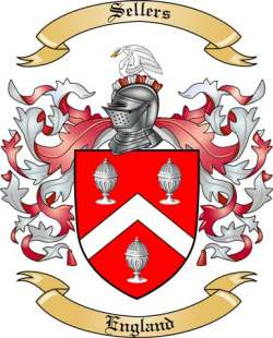 Sellers family crest
