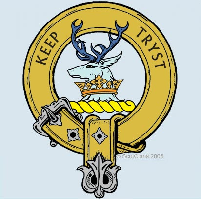 Sempill Clan Crest