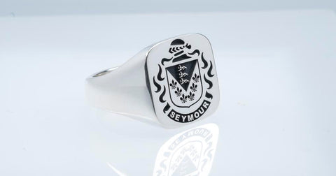 Seymour family crest ring