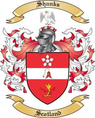 Shanks family crest