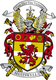 Shatswell Family Crest