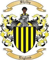 Shelby family crest