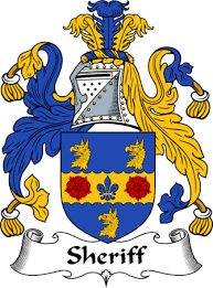 Sheriff family crest
