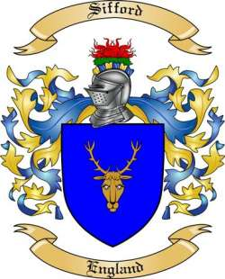 Sifford family crest