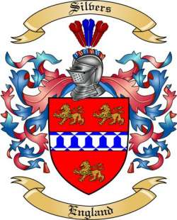 Silvers family crest