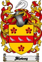 Slowey family crest