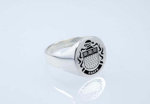 Snape family crest ring