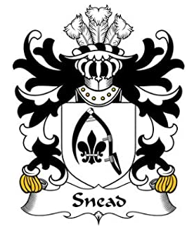 Snead family crest