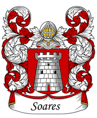 Soares family crest