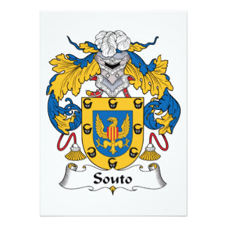 Souto family crest