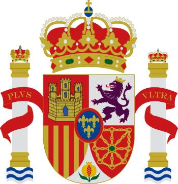 Spanish national arms