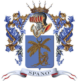 Spano family crest