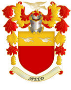 Speed family crest
