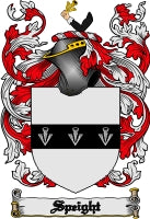 Speight family crest