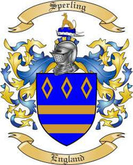 Sperling family crest