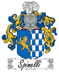 Spinelli family crest