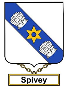 Spivey family crest