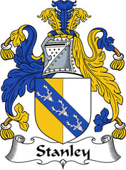 Stanley family crest