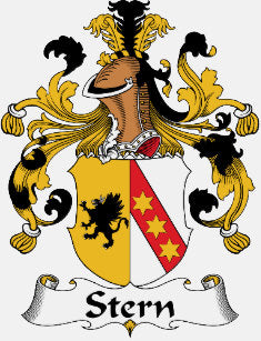 Stern family crest