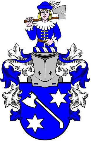 Stiefel family crest