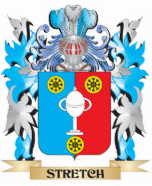 Stretch family crest