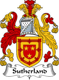 Sutherland family crest