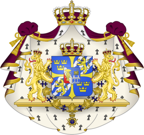 Sweden National coat of arms