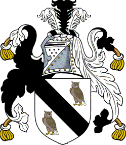 Taggard family crest