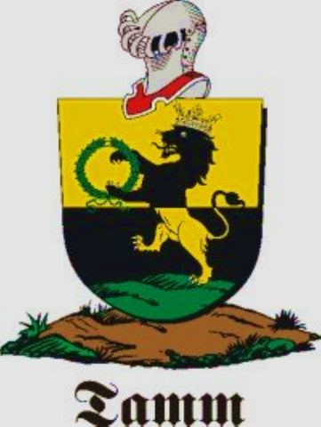Tamm family crest