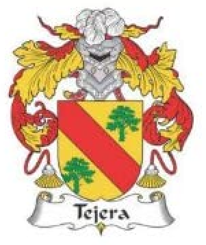 Tejera family crest