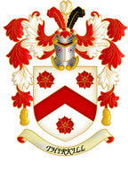 Thirkill family crest