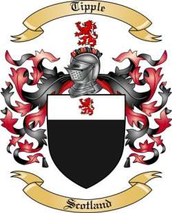 Tipple family crest